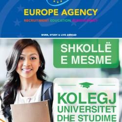 Europe Agency Education