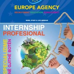 Europe Agency Internship