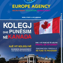 Europe Agency Kolegj dhe Punesim Kanada