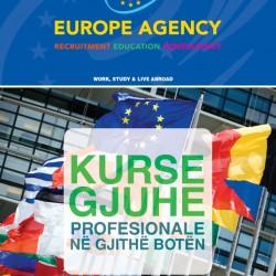 Europe Agency Kurse Gjuhe