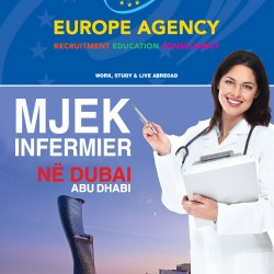 Europe Agency Punesim Mjek